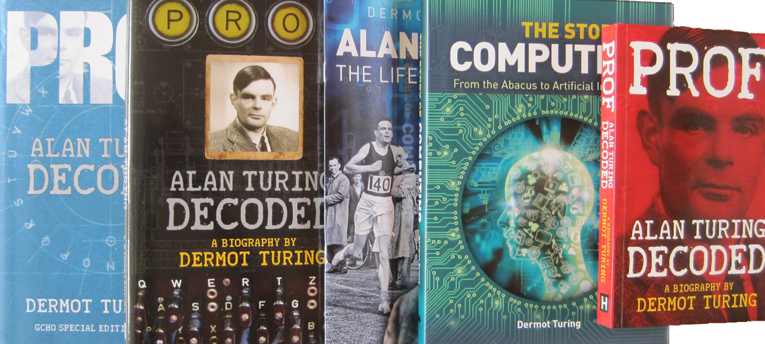 Books by Dermot Turing