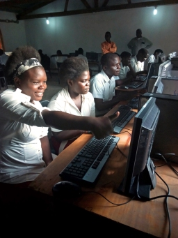 Muhuju Community Day Secondary School, Rumphi, Malawi