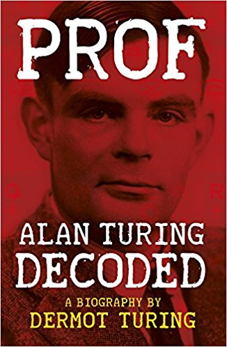 Prof Alan Turing decoded paperback cover