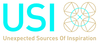USI (Unexpected Sources of Inspiration) logo