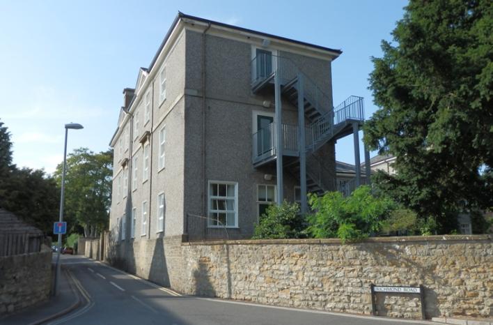 Westcott House, Sherborne School