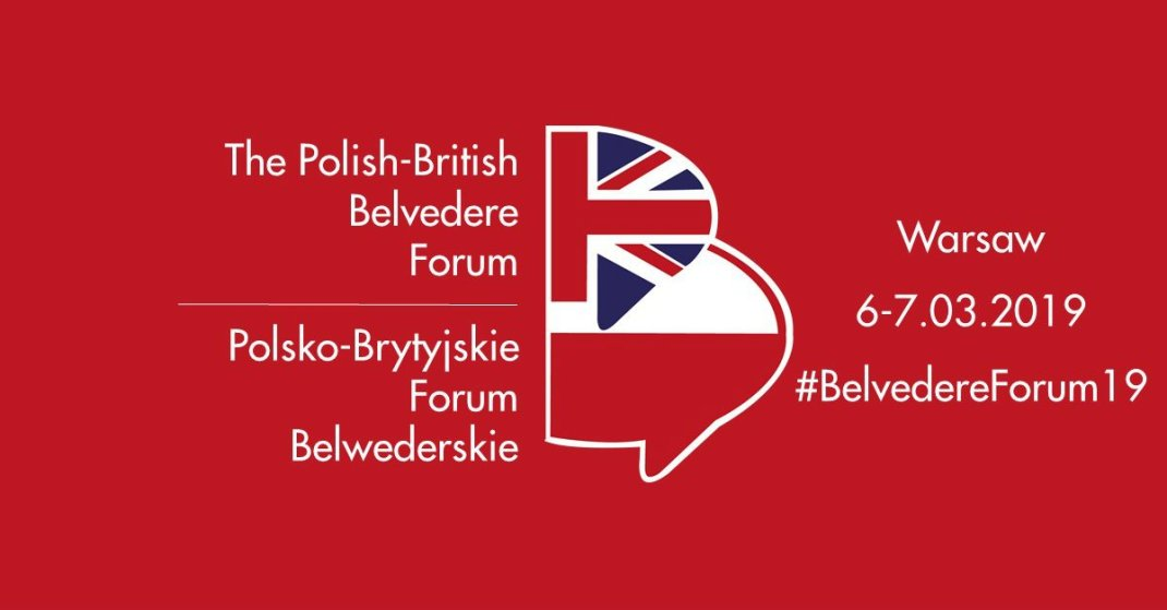 Polish-British Belvedere Forum announcement 6-7 March 2019