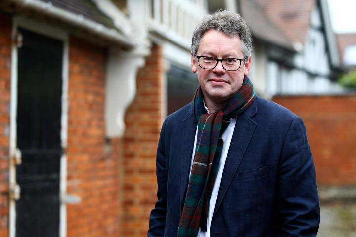 Dermot Turing at Bletchley Park