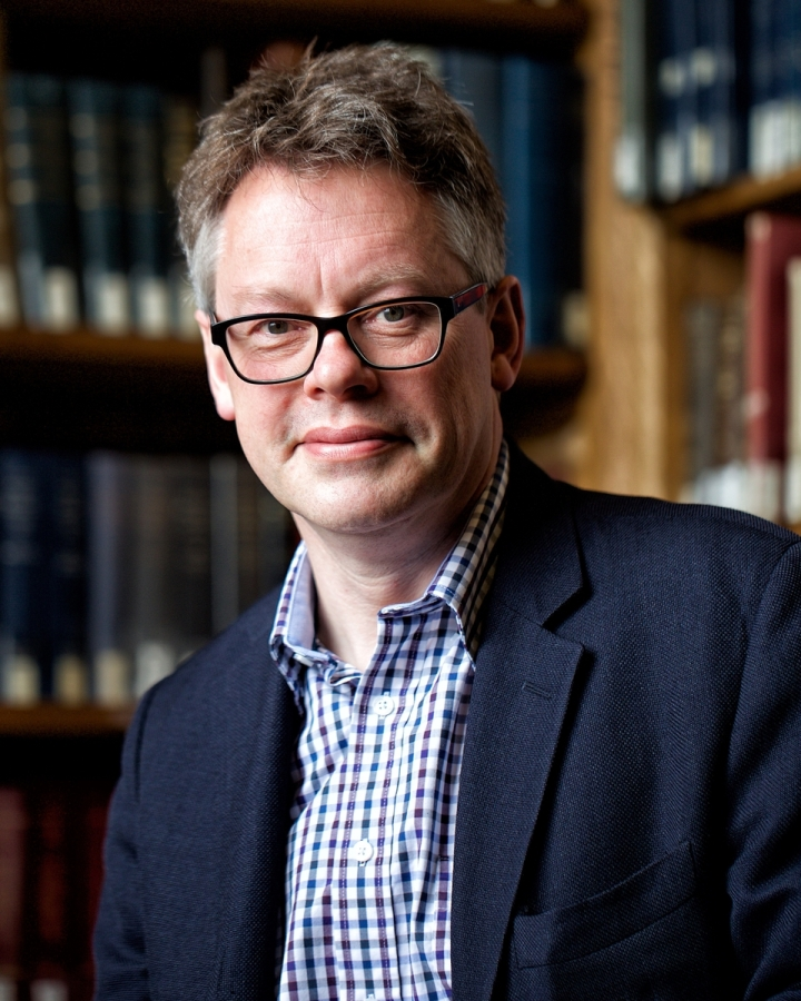 Dermot Turing portrait photo