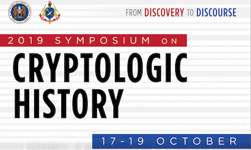 2019 Symposium on Cryptologic History. From discovery to discourse.