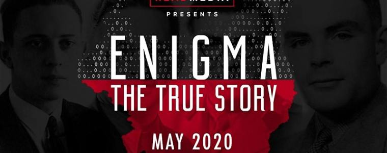 Enigma The True Story advert