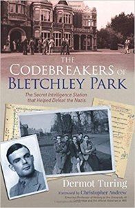 The Codebreakers of Bletchley Park book cover