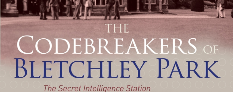 The Codebreakers of Bletchley Park cover