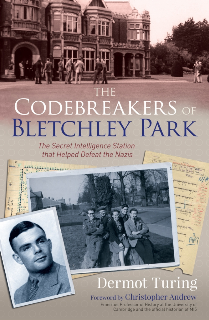 The Cover of Codebreakers of Bletchley Park
